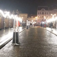 Bydgoszcz jarmark świąteczny