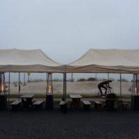 duzy namiot event